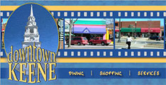 Downtown Keene NH