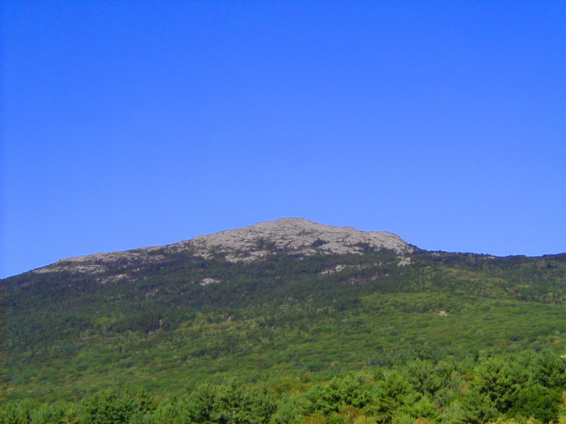 View of Mount Monadnock