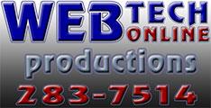 WebTech Online productions